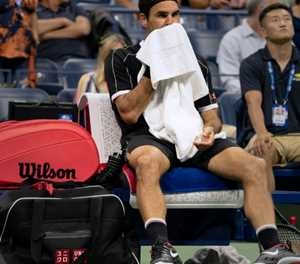 Federer disappointed as US Open run comes to abrupt halt