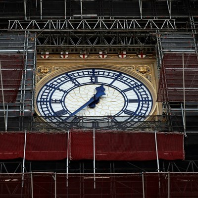 Growing bill to fix Britain's Big Ben
