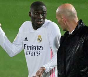 Concern for Real Madrid and France as Mendy suffers tibia injury