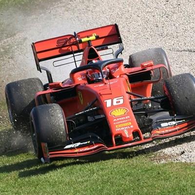 Ferrari blame balance issues for Melbourne performance