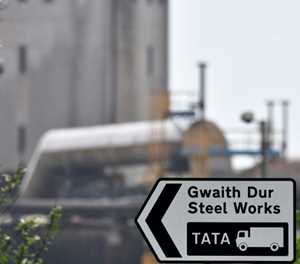Clouds over Tata Steel UK plant after merger collapse