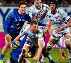 Scotland's Russell in Six Nations exile as Top 14 returns