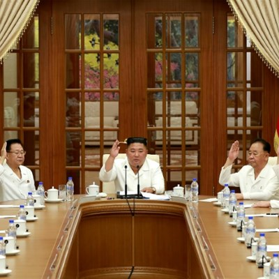 N. Korea's Kim issues warning on virus as health speculation swirls