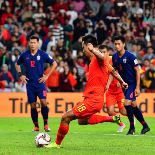 China roar back from behind to reach Asian Cup quarters