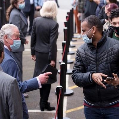 Londoners receiving AstraZeneca jab dismiss fears