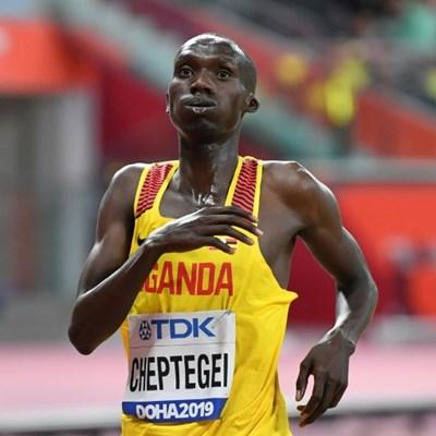 Cheptegei breaks sub-13 minute barrier for new 5km world record