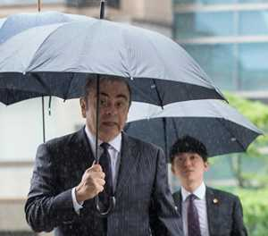 Ghosn sues Nissan and Mitsubishi for breach of contract