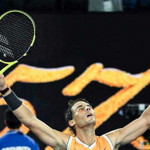 Nadal puts Tsitsipas in crosshairs after slaying giantkiller Tiafoe