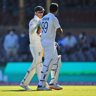 Aussie skipper Paine apologises for sledging India's Ashwin