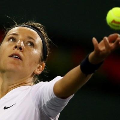 Azarenka books Serena showdown at Indian Wells