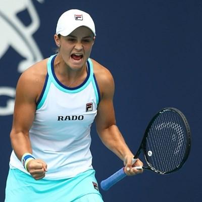 Proud Barty defeats Pliskova to capture WTA Miami Open title