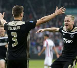 'Football has to surprise people' - Ajax revel in role as Champions League underdogs