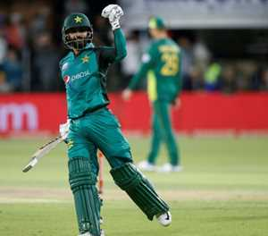 Imam, Hafeez steer Pakistan to victory over South Africa