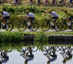 What is the legend behind cycling's La Planche des Belles Filles?
