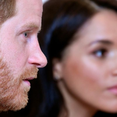 Harry back in UK as exit from royal life looms