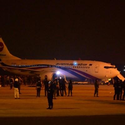 Would-be Bangladesh hijacker was carrying fake gun: Official