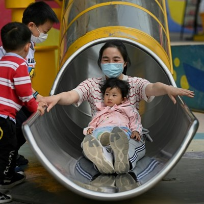 China allows couples to have 3 children: State media