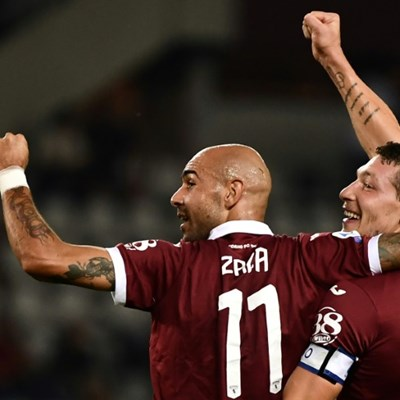 Belotti double inspires Torino comeback win over AC Milan