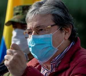 Colombian defense minister dies of Covid-19 complications