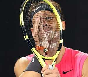 Nadal 'sad' as tie-breaker woes end bid for 20th Slam title