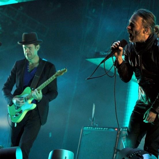 Radiohead defies hackers, releases trove of stolen music