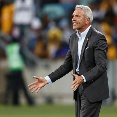Kaizer Chiefs sack German Middendorp after league failure
