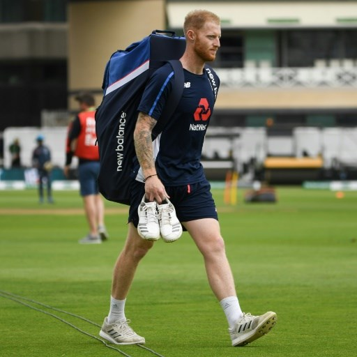 England bowl against India in third Test