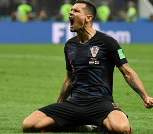 Mental strength carried Croatia to World Cup final, says Lovren
