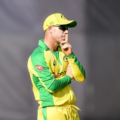 'Humble' Warner says he won't respond to India taunts