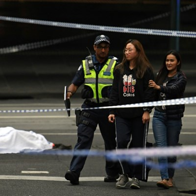 One dead in stabbing rampage in Melbourne