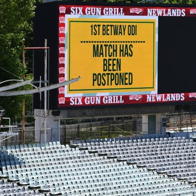 Cricket boss says South Africa were 'too lax' with England