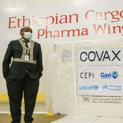 Ethiopia gears up for Covid vaccine drive as first doses arrive