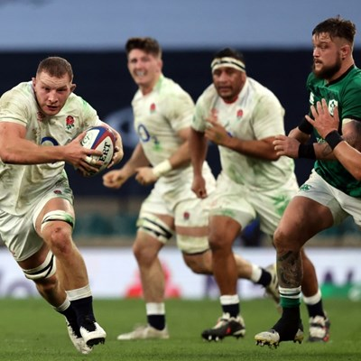 Underhill adds to England's Six Nations injury woes