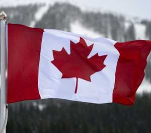 Canadian planned to split lottery winnings - until she won