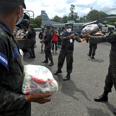 Central America braces as Hurricane Eta builds to Category 4