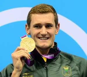 Coronavirus 'no joke' Olympic gold medallist van der Burgh warns