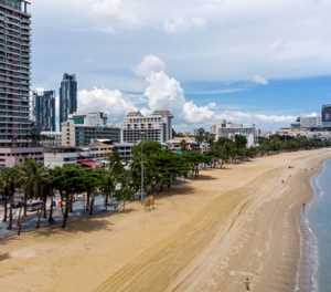 Thais seek sun and surf as officials re-open some beaches
