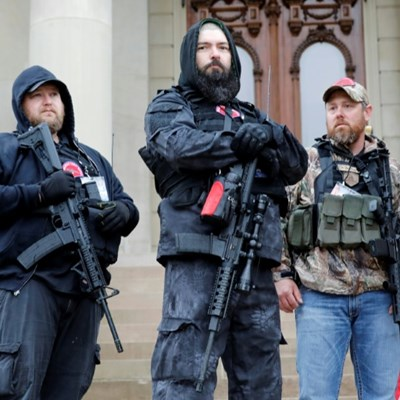 FBI worried about clashes between violent groups before US vote