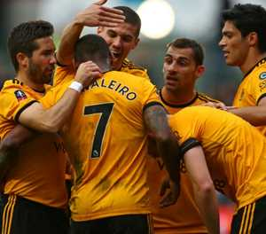 Cavaleiro sees Wolves into FA Cup quarter-finals