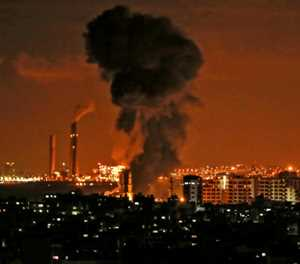 Gaza militants announce Egyptian-brokered ceasefire with Israel