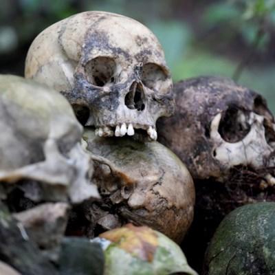 Bali's open-air burials endure despite COVID-19 crisis