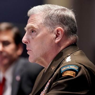 Top US general eyes taking Confederate names off US bases