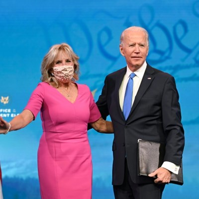 Top Republican congratulates 'President-elect' Biden