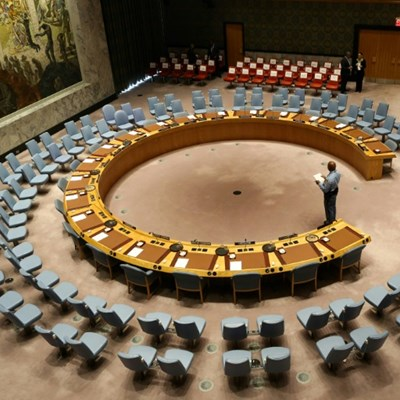 Seven nations vying for five UN Security Council seats
