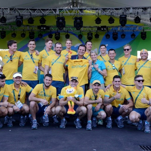 Australia enlists soldiers in drive for Olympic gold