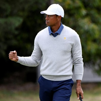 Woods not thinking about titles record ahead of 2020 bow