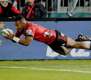 All Blacks to blood Reece against Pumas, SBW out