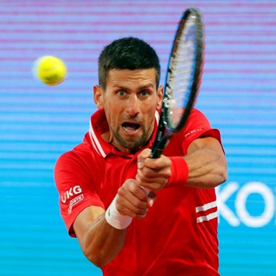 'Change is coming' at the top says Djokovic
