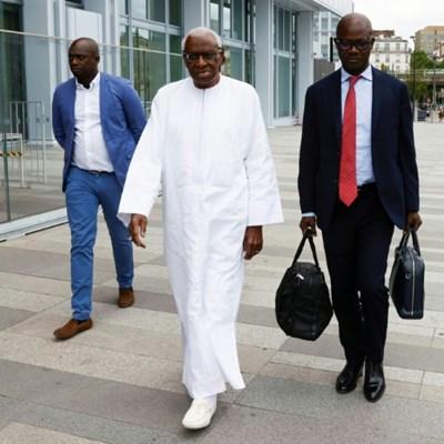 Ex-athletics chief Diack returns to Senegal