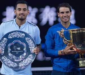Nadal v Kyrgios, part 7: Wimbledon braced for bitter clash